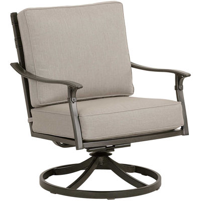 Picture of Lexington Swivel Rocker with cushion