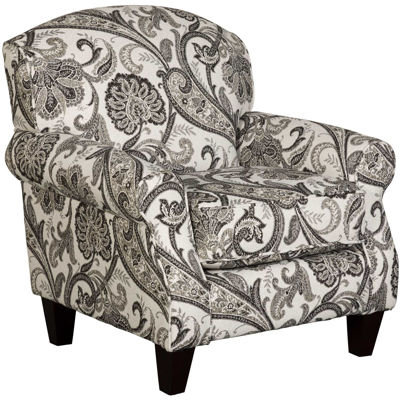 Picture of Abby Road Paisley Accent Chair