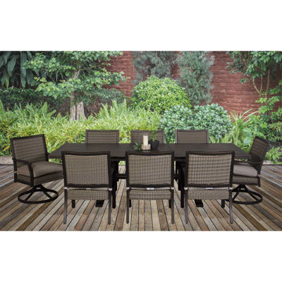 Picture of Englewood 9 Piece Outdoor Set