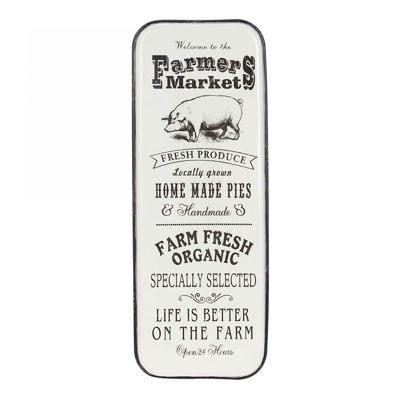 Picture of Farmers Market Wall Decor