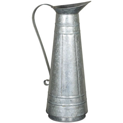Picture of Galvanized Pitcher