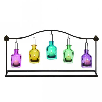 Picture of Glass Candle Holders