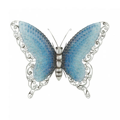 Picture of Soft Blue Wall Butterfly