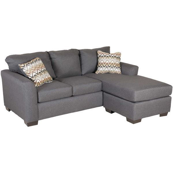 Picture of Ryleigh Grey Sofa with Chaise