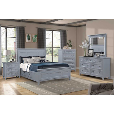 Picture of Madison 5 Piece Bedroom Set
