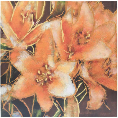 Picture of Apricot Dream I Floral
