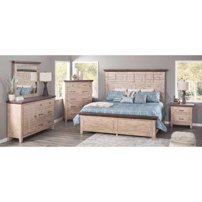Picture of Brown Daniel 5-Piece Bedroom