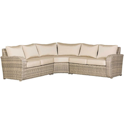 Picture of Brunswick 3 Piece Outdoor Sectional