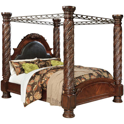 Picture of North Shore Cal King Poster Bed