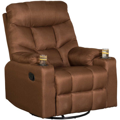 Picture of Peyton Brown Swivel Glider Recliner