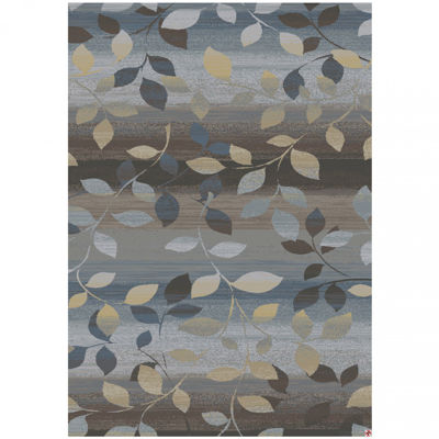 Picture of Palladium Flowing Leaves 8x10 Rug
