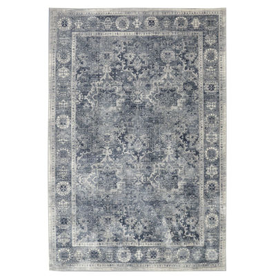 Picture of Fair Point Sea Traditional 8x10 Rug