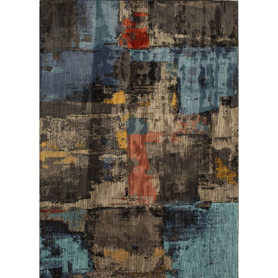 Picture of Elements Frisco Multi 5x8 Rug