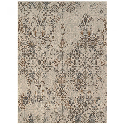 Picture of Elements Woodruff Gray Green 8x11 Rug