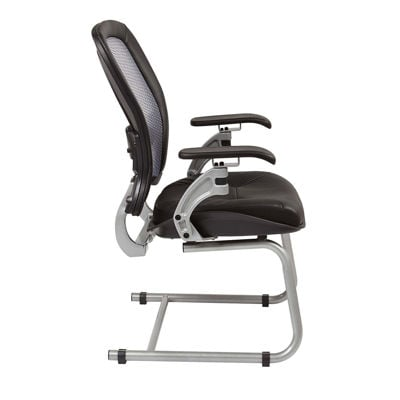 Picture of Black Mesh Office Chair *D