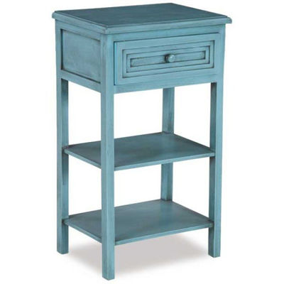 Picture of Seafoam Green Accent Table