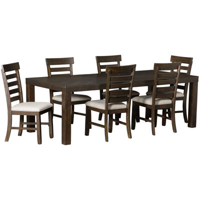 Picture of Colorado 7 Piece Dining Height Set
