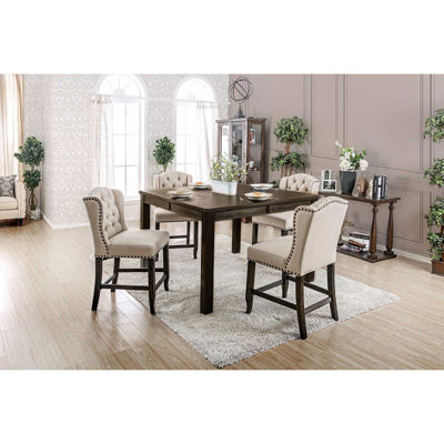Picture of Ivie 9 Piece Counter Height Dining Set