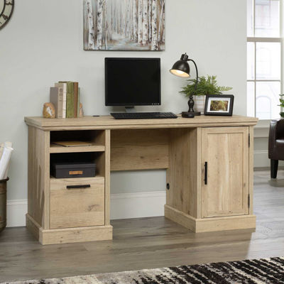 Picture of Aspen Post Prime Oak Computer Desk