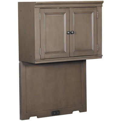 Picture of Oxford Modular Center Hutch With Door