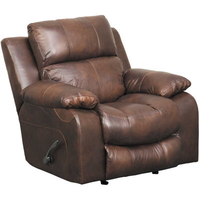 Picture of Positano Leather Rocker Recliner