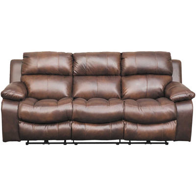 Picture of Positano Leather Reclining Sofa