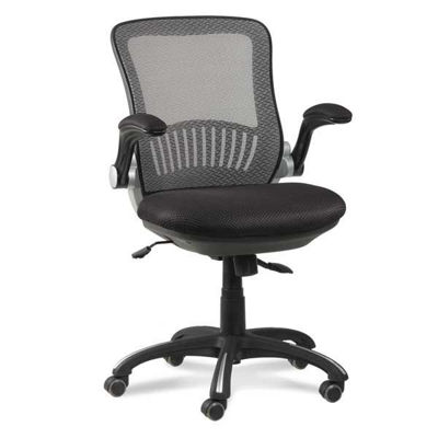 Picture of Silver Mesh Executive Chair