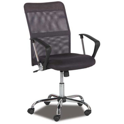 Picture of Grey Mesh Back Office Chair