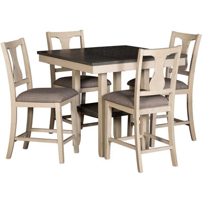 Picture of Two-Tone 5 Piece Set All-in-One