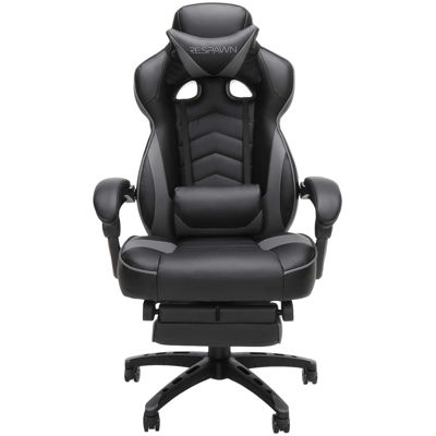 Picture of Respawn Grey Reclining Gaming Chair