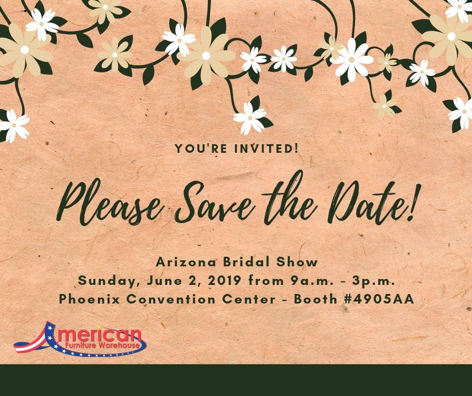 Win a $1500 Gift Card | Arizona Bridal Show | AFW com