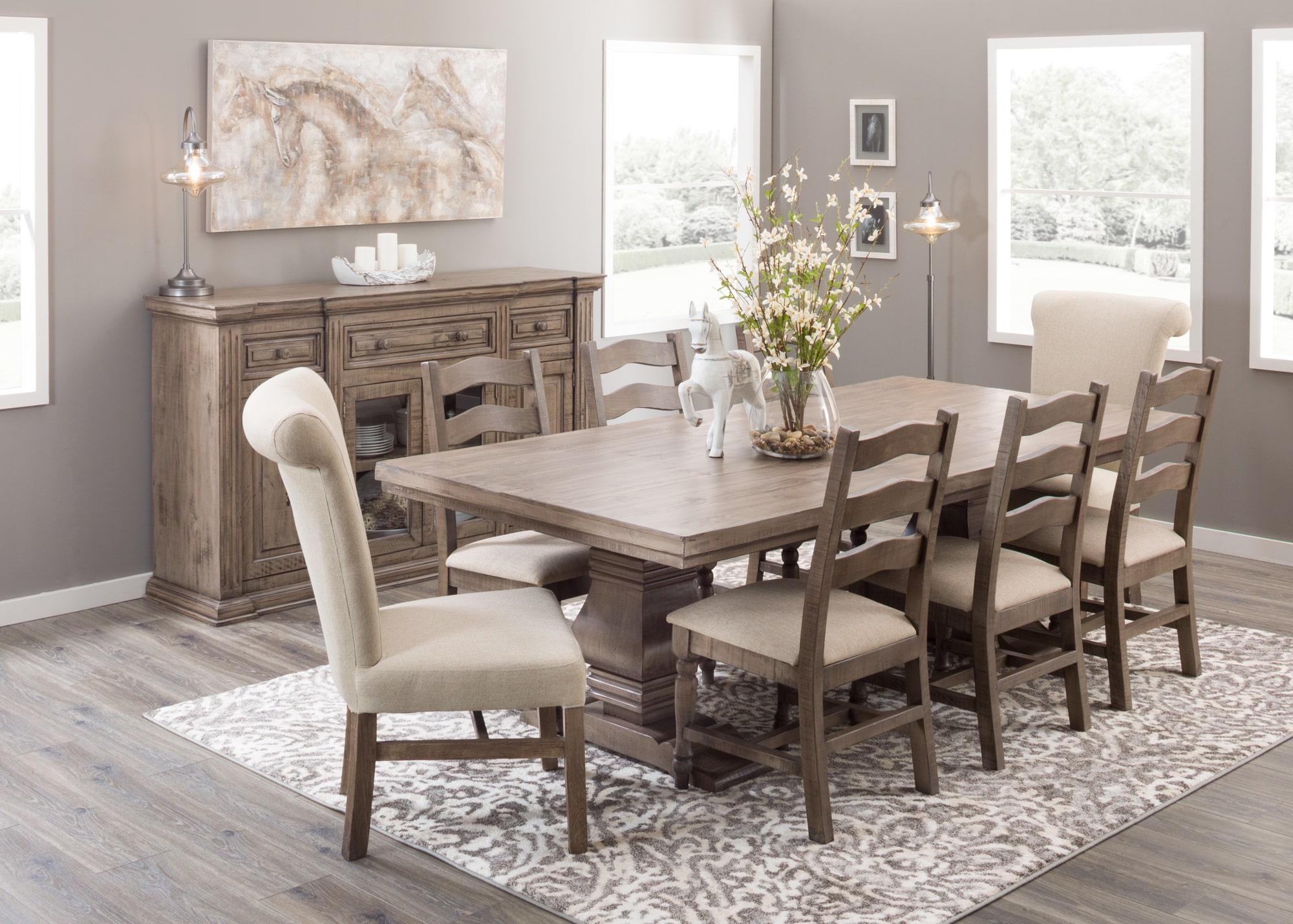 Simple Dining Room Decorating Tips Afw Com