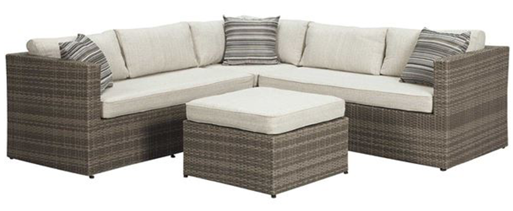Peckham 5PC Sectional
