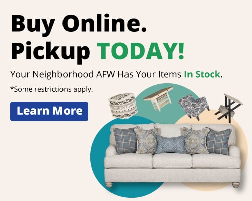 Buy Online, Pickup In Store!