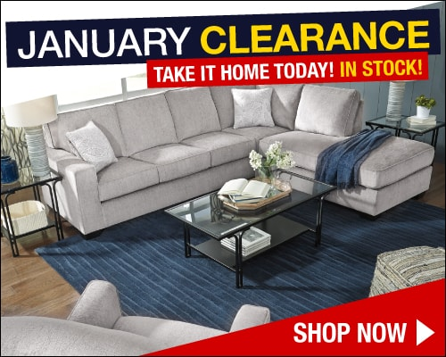 AFW's January Clearance Event!