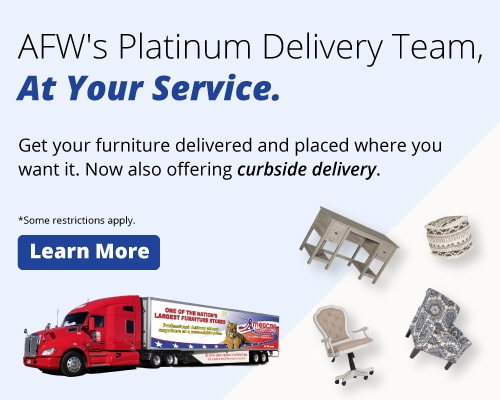AFW's Platinum Delivery Team, at your service!